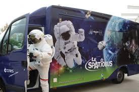 Spaciobus du CNES