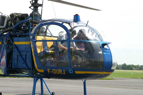 Hélicoptère HéliNord