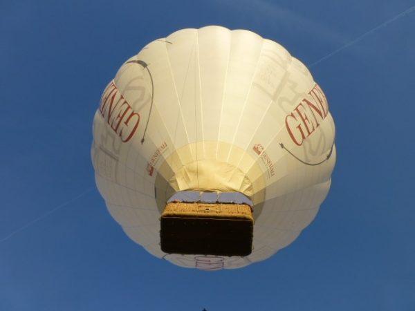 Ballon air chaud